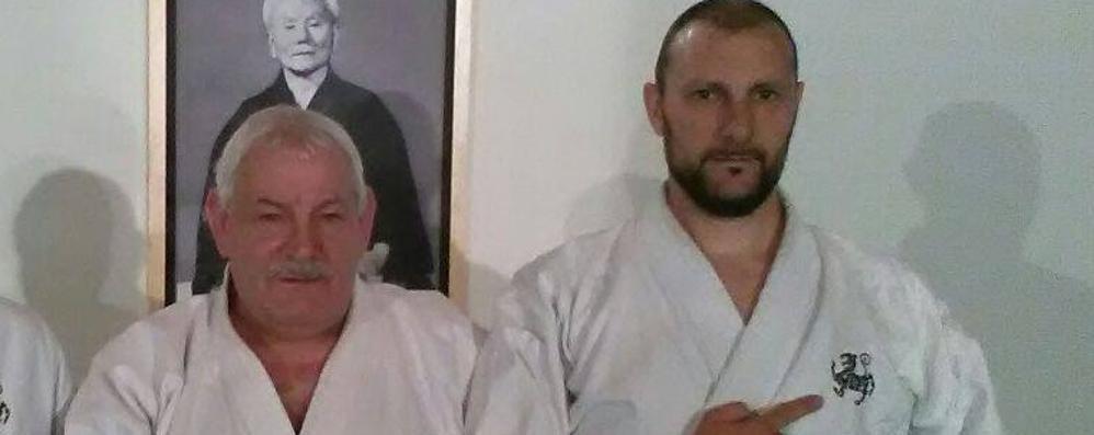 Addio ad Andrea, maestro di karate «Un esempio per tutti i suoi allievi»