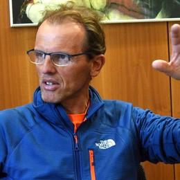 Simone Moro, la vita e l'alpinismo - Video «Non è sport, ma una scelta di vita»