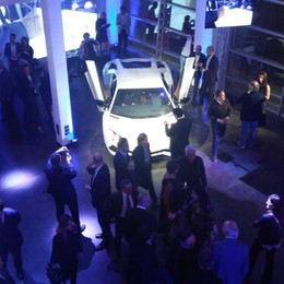 Bonaldi e Lamborghini a Milano per crescere