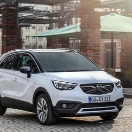 Opel Crossland X La gamma dei motori