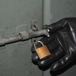 Tenta tre volte di rubare in un box  la costanza non lo premia: arrestato