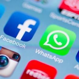 Caro social, ti lascio per sempre... Ma Facebook è ancora il preferito