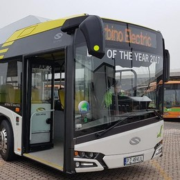 Ecco i bus della futura linea C Atb ne ha comprati 12, elettrici