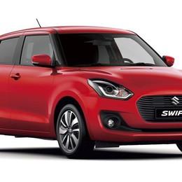Nuova Suzuki Swift 2017 La compatta anche ibrida