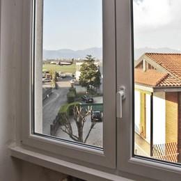 Doppi vetri e condizionatori in 165 case per ridurre i rumori dell'aeroporto
