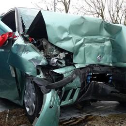 Incidente alle 4 a Casnigo Due feriti in condizioni serie
