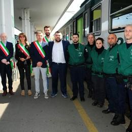 Guardie giurate sulla Bergamo-Brescia «In 24 ore 250 respinti senza biglietto»