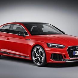 Nuova Audi RS 5 Coupé ai vertici della sportività