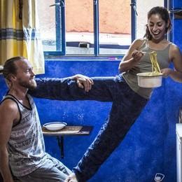 Raquel: «Giro il mondo  per insegnare  yoga»