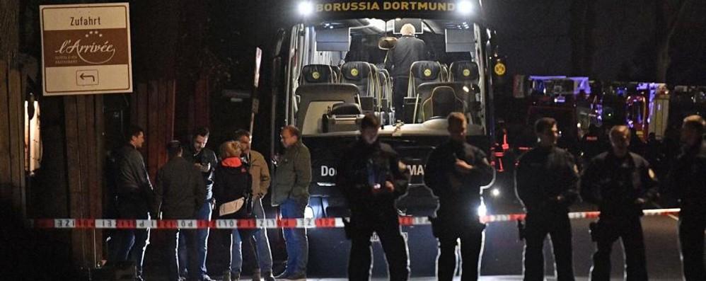 L'attentato al pullman del Borussia Il movente: speculazione di Borsa