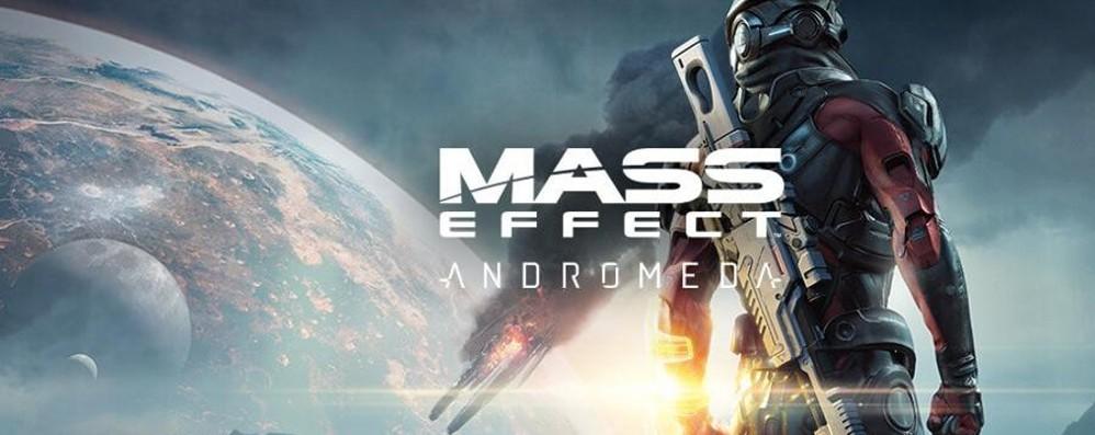 Mass Effect: Andromeda Nuova casa cercasi