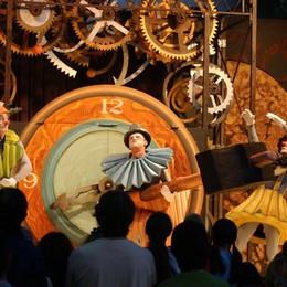 Costa di Mezzate, tornano gli artisti strada Dal 28 aprile «Magie del Borgo» -Video