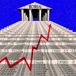 Ubi Banca vola a Piazza Affari Titolo al top: si riporta sopra i 4 €