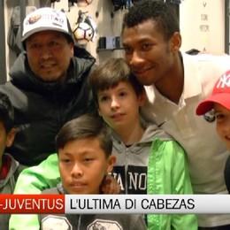 Atalanta-Juventus, l'ultima di Cabezas