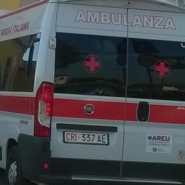 Incidente sullo svincolo per Gandino Lunghe code in Valle Seriana