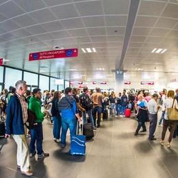 Orio ancora terzo scalo d'Italia Più 8,7% di passeggeri in 3 mesi