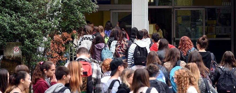 Aumentano gli studenti in Bergamasca  L'anno prossimo saranno 415 in più