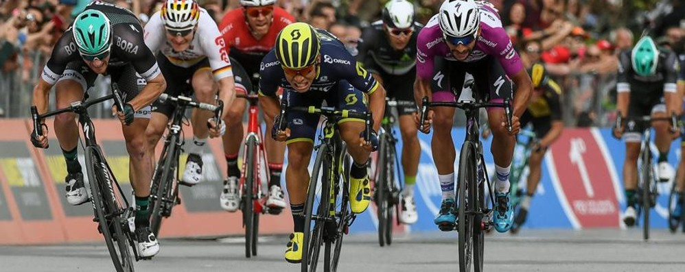Il Giro d'Italia n° 100 arriva a Bergamo Ecco tutte le limitazioni al traffico