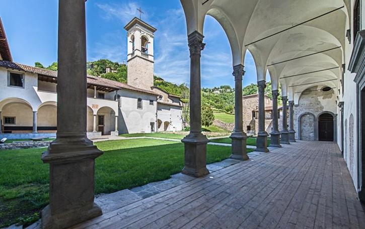 Arriva la «Cult city Night» in Lombardia Bergamo splende con Astino (e non solo)