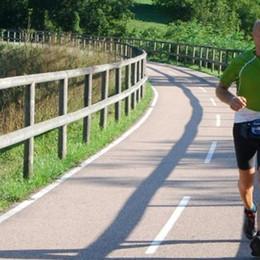 Battista, il bisnonno runner ci  riprova A 75 anni fa il coast to coast in Canada