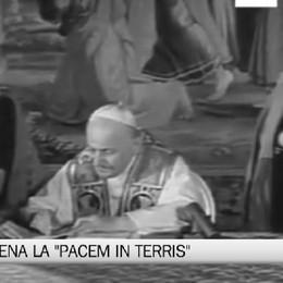Sotto il Monte - In scena la Pacem in Terris, ricordando il cardinale Capovilla