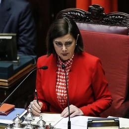 Boldrini: «Per avere un figlio non si può perdere il lavoro»