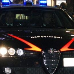 Rapina un'anziana a Pontirolo Nuovo  Fuga su auto rubata, due carabinieri feriti