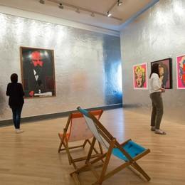 Happening alla Gamec con Andy Warhol