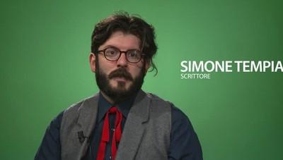 Simone Tempia,  la sua vita con Lloyd L'ironico maggiordomo immaginario
