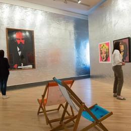 Andy Warhol in mostra alla Gamec E domenica 14 si festeggia la mamma