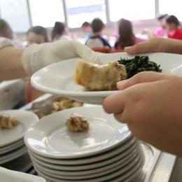 Mense scolastiche, aumentano gli iscritti Ora nuovi menu: via salami e prosciutti