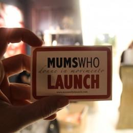 Nasce a Bergamo «Mums Who Launch»