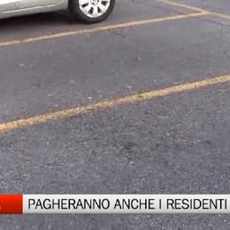 Sosta: a Bergamo scatta il pagamento anche per i residenti