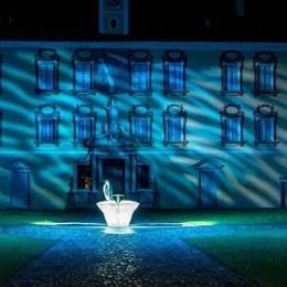 Bressanone, nel centro storico Lo spettacolo di Acqua e luce