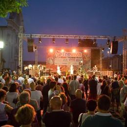 A Treviolo che domenica  TreViva Grande successo per Chiara live!