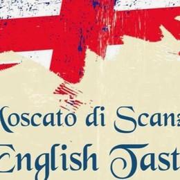 Moscato di Scanzo  «English Taste»