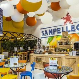 Ma che «Meraviglia» questo bar È made in San Pellegrino