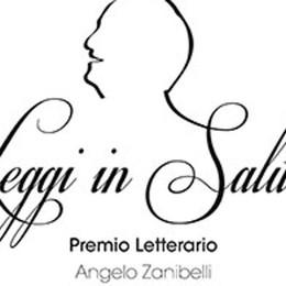 Premio letterario Zanibelli Iscrizioni entro il 30 giugno