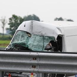 Schianto sull'autostrada A7, due morti Monasterolo piange Enrico Lazzaroni