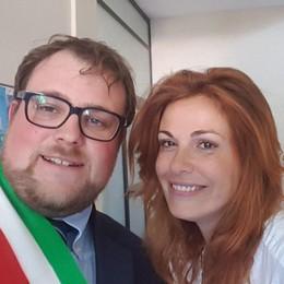 A Lenna nozze con testimone vip Vanessa Incontrada in Valle Brembana