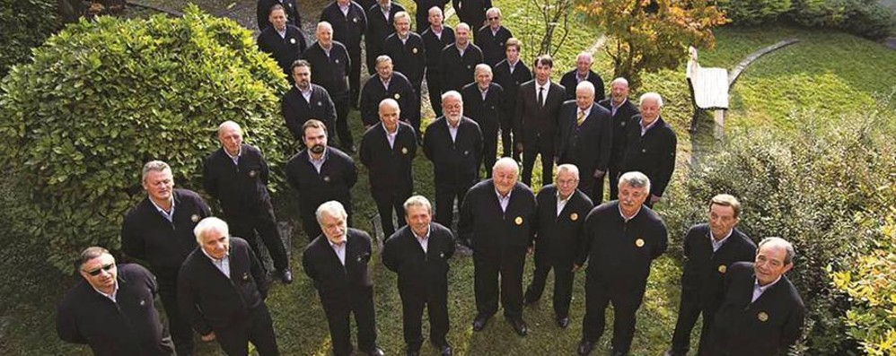 I 60 anni del coro Idica Iniziano i festeggiamenti