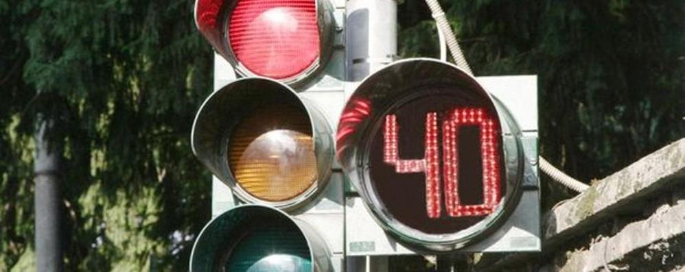 Conto alla rovescia al semaforo? Bergamo lo ha già sperimentato