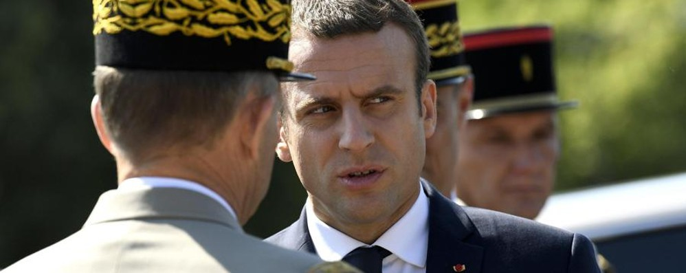 Macron vince Record astensione
