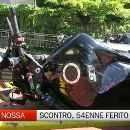Ponte Nossa e Castione, motociclisti feriti