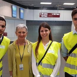 Anche l'aeroporto di Orio al Serio nel Progetto alternanza scuola lavoro