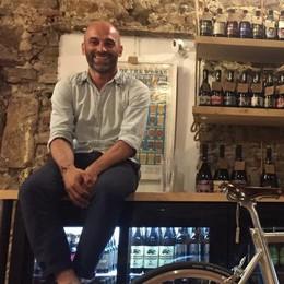 Europa? No, Bergamo via Pignolo Birra e bici, due passioni in un locale