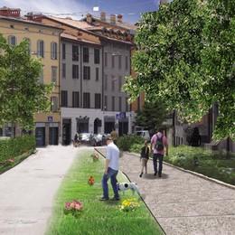 Città più verde? Ecco come sarebbe Domenica in edicola c'è «eco.bergamo»