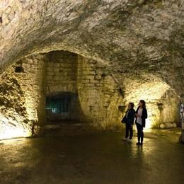 Bergamo sotterranea Tesori da scoprire