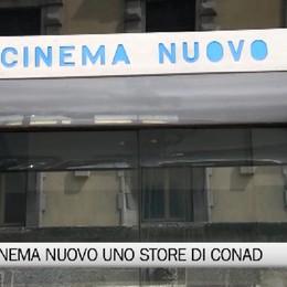 Ex Cinema Nuovo, arriva uno Store Conad