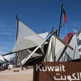 Il padiglione del Kuwait a Val Brembilla Un milione e 250 mila euro per i lavori